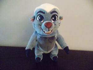 "Disney Store The Lion Guard Bunga Plush Toy Honey Badger Stuffed Animal 9 1//2/"""