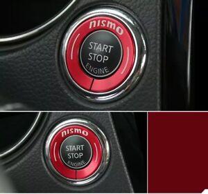 Anneau-Start-Engine-Button-Commutateur-demarrage-Nissan-Nismo-Qashqai-X-trail