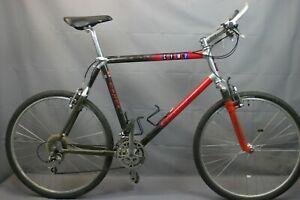 1992-Giant-Cadex-CFM2-MTB-Bike-X-Large-22-034-Carbon-Hardtail-Deore-XT-USA-Charity