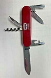 Swiss Army Knife Marlboro Officier Victorinox Rostfrei