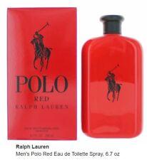 945f2f93c Ralph Lauren Polo Red Eau De Toilette Spray for Men 200ml for sale ...