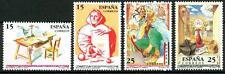 SPAIN - SPAGNA - 1991 - Anniversari di personaggi celebri