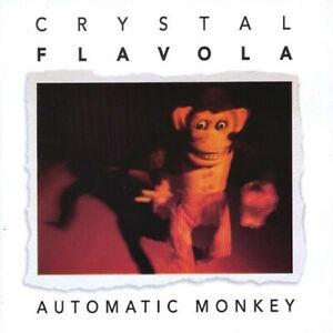 Crystal Flavola - Automatic Scimmia CD #G2003185