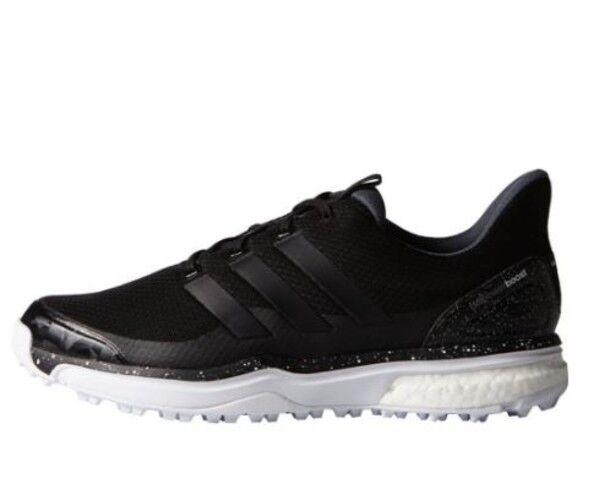 adidas   adipower chaussures sport boost 2 chaussures adipower de golf f33216 cœur noir / blanc taille 8,5 a6cff0