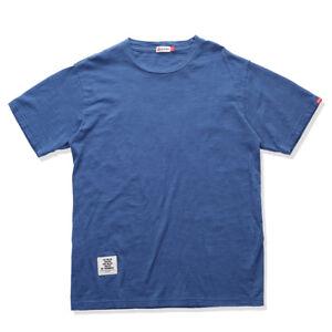 Men-039-s-Basic-T-Shirt-Slub-Cotton-Crew-Neck-Tee-Shirt-Short-Sleeve-Casual-Tops