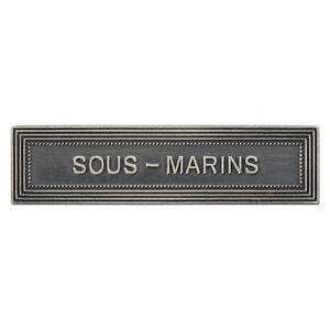 Agrafe pour médaille Ordonnance TROUPES DE MARINE