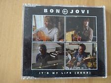 BON JOVI --- IT´S MY LIFE 2003 --- MAXI CD