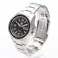 SEIKO AUTOMATIC STEEL 100M SNZG69 WATCH SNZG69J1 MADE IN JAPAN