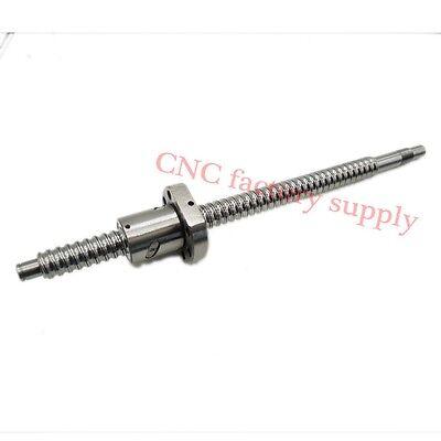 4 anti backlash ballscrews ball screws SFU1605-1800mm-C7 bearing mounts BK//BF12