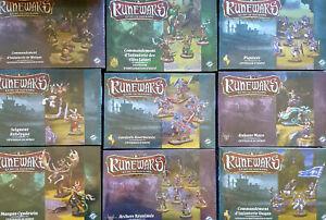 Runewars-Modelisme-type-GW-Warhammer-LOTR-Boite-au-choix-Neuf