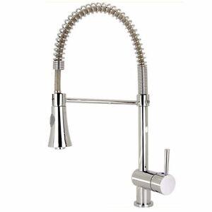 B-Ware Gastro Spültischarmatur Wasserhahn für Küche Brause ...