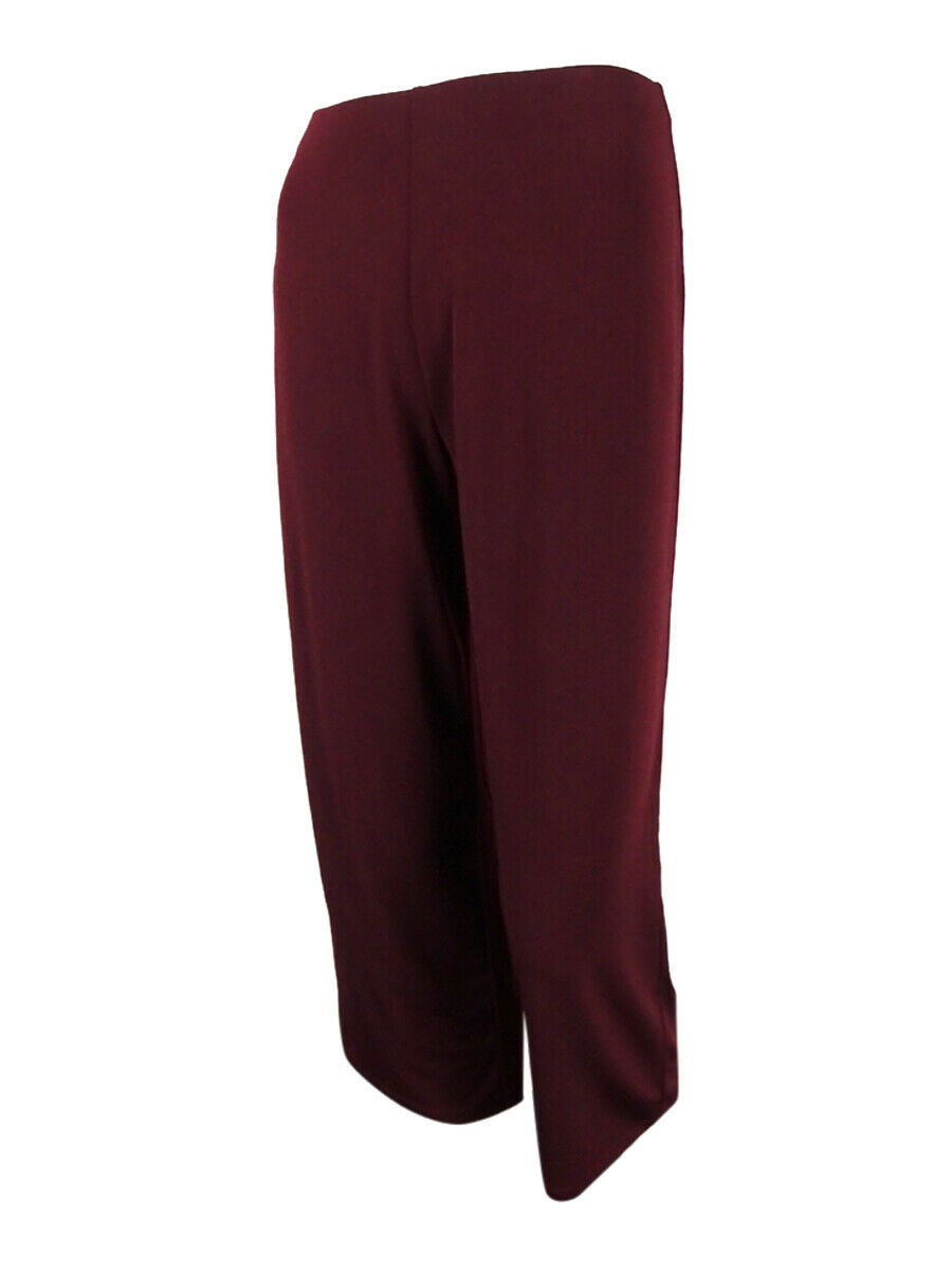 Alfani Women's Soft-Knit Culottes S, Marooned