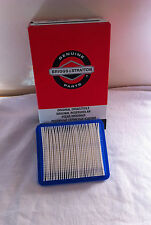 GENUINE BRIGGS & STRATTON AIR FILTER CARTRIDGE 491588 QUANTUM AIR FILTER 491588S