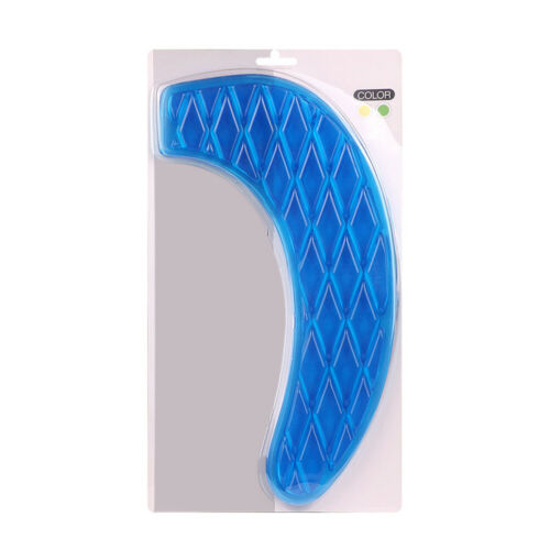 Self Adhesive For Closestool Quick Drying Soft Silicone Toilet Seat Mat