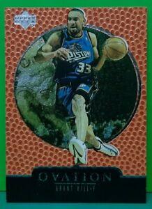 Grant Hill regular card 1998-99 Upper Deck Ovation #18