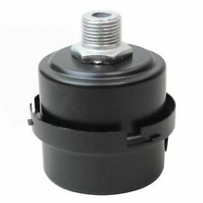 1 X Air Compressor Parts Compressor Air Intake Filter 12 Mpt Paper In Us
