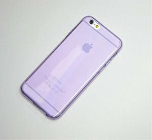 iPhone-6S-iPhone-6-case-Bumper-Silicone-Case-Cover-Protective-Frosted-PURPLE