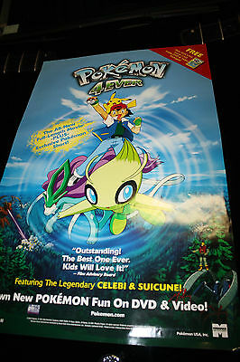 Veronica Taylor A LICENSED NEW Pokemon: The First Movie POSTER 11 x 17