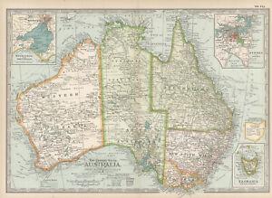 1897 AUSTRALIA by The Century Co,