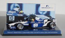 Minichamps 1:43 Williams F1 BMW FW24 Ralf Schumacher Collectors 2002 (HP)