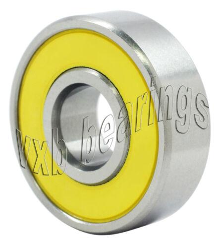 "R156-2RS Ceramic Sealed Bearing 3//16/""x5//16/""x1//8/"" inch Miniature Ball 7160"