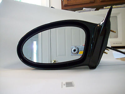 22676403 GM1320296 Mirror New Left Hand Olds Driver Side LH Pontiac Grand Am