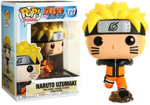Naruto Shippuden Funko Naruto Running n°727 Pop Animation
