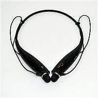 LG TONE+ HBS730 Black Neckband earphone StereO Music BlueTooth Headset Headphone