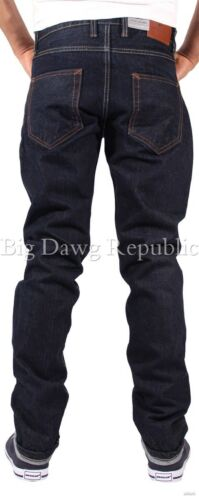 tempo è denaro RAW denim Men/'s Jeans Firmati hip hop star BLU San Francisco G