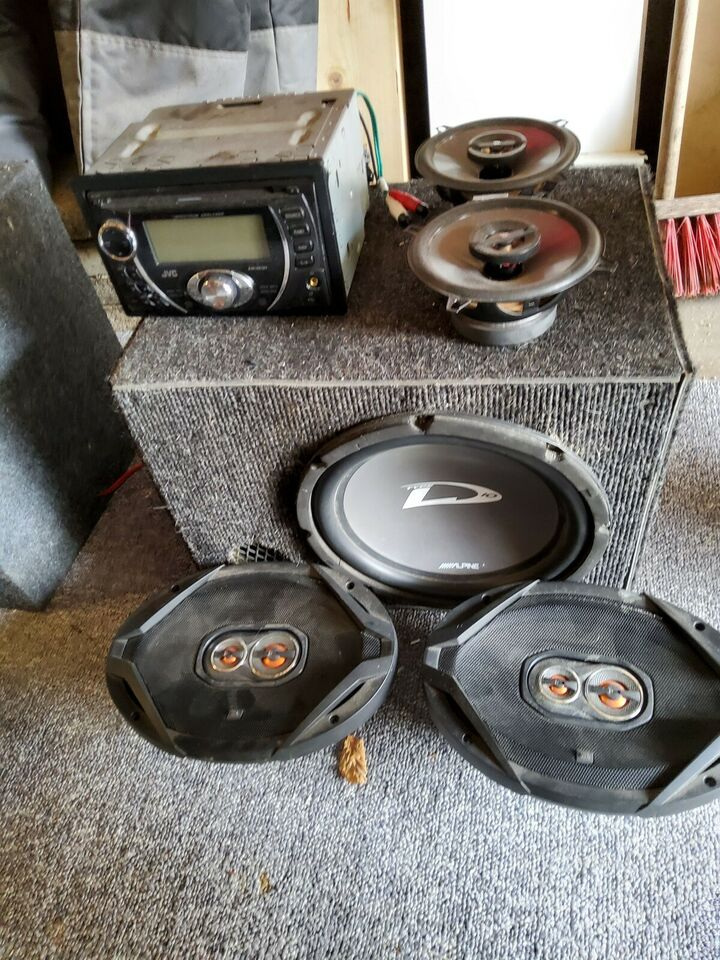 Højttaler, JBL, 350 W