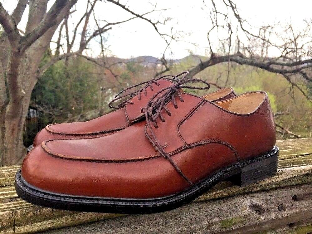 DOCKERS Pro Style Motion Comfort Leather OXFORDS Dress Casual Mens shoes Sz 11