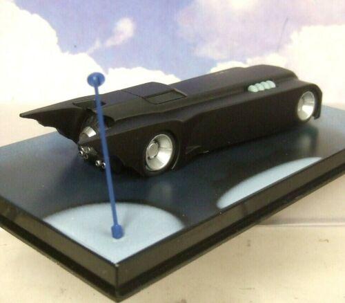 "SUPERB AUTOMOBILIA 1//43 DIECAST BATMOBILE /""BATMAN THE ANIMATED SERIES/"" 1992-1995"