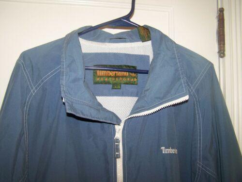 Vintage Timberland Jacket Windbreaker Large Men's