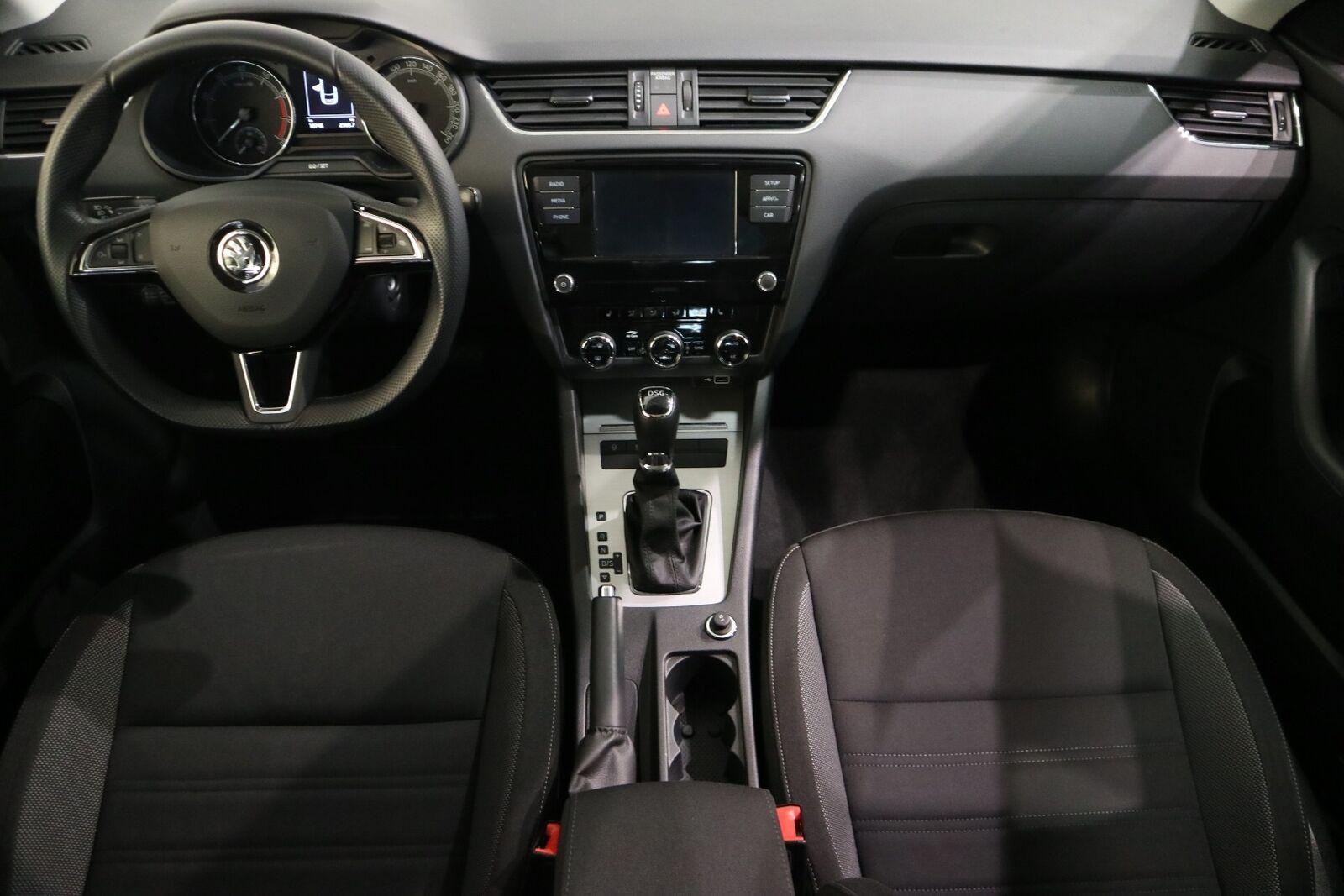 Skoda Octavia 1,5 TSi 150 Ambition Combi DSG - billede 11