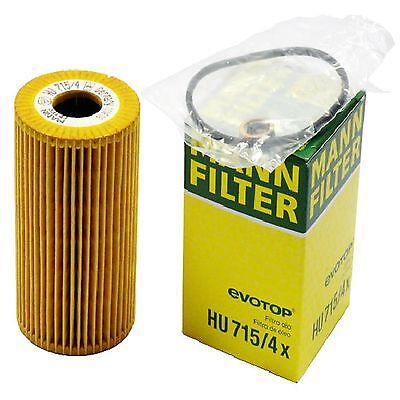 ENGINE OIL FILTER SOE5251 L25251 CH8087 HU715//3x Fits BMW 318i ic is ti Z3