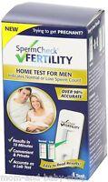 Fairhaven Health Spermcheck Fertility Male Fertility Sperm Count Men Home Test 1