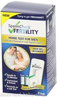 Fairhaven Health Spermcheck Fertility Male Fertility Sperm Count Men Home Test 1