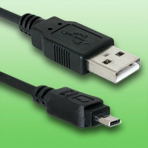 USB Kabel für Fuji FinePix S5800 DigitalkameraDatenkabelLänge 1,5m