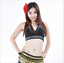 Rhinestones Vest Bra Tank Top Belly Dance Costumes Yoga Top Practice Cloth #217