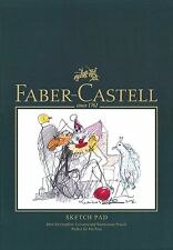 Faber Castell A4 Sketch Book Artist Drawing Paper Pad for pencils pitt pens