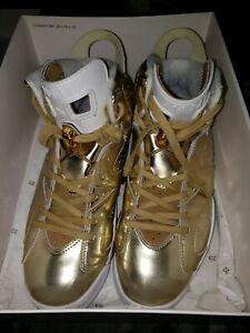 jordan 6 pinnacle gold
