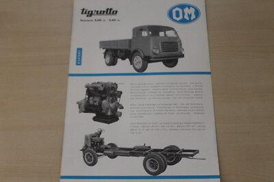 179015) Om Tigrotto Export Prospekt 04/1963 Kataloge Werden Auf Anfrage Verschickt