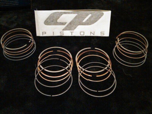 CPN-3406 CP PISTONS 86.5MM PISTON RINGS FREE SHIPPING