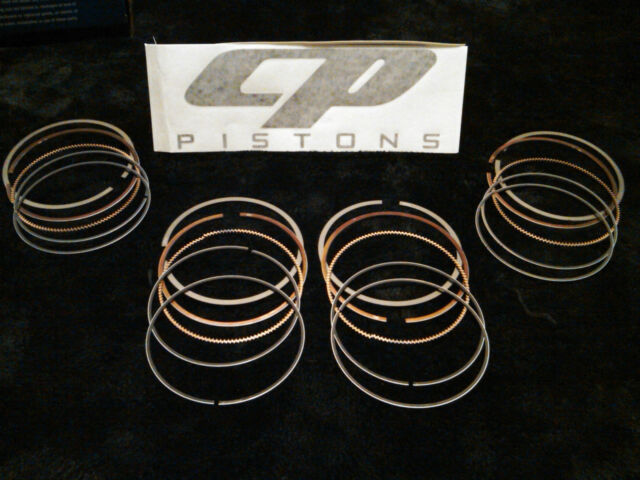 CPN-3031 CP PISTONS 77.0MM PISTON RINGS FREE SHIPPING