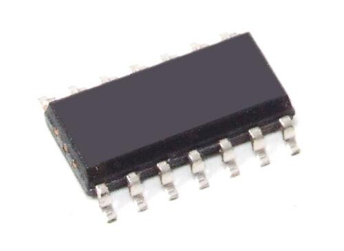 2x Harris Semiconductor HC107 CD74HC107 J-K Flip-Flop Kippstufe SMD IC SO-14