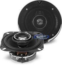 "Kenwood KFC-1095PS 220W 4"" 3-Way Performance Series Coaxial Car Stereo Speakers"