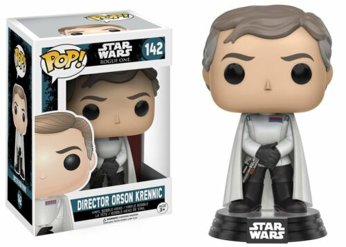 "STAR WARS ROGUE un direttore Orson krennic 3.75 /""POP VINYL FIGURE FUNKO"
