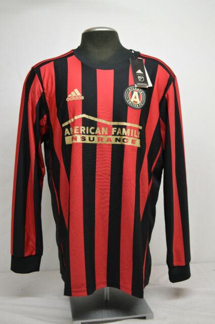adidas Men's Aeroready MLS Atlanta United FC Home Jersey Gf4071 Sz ...