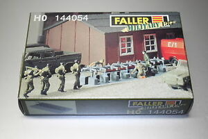 Faller-144054-Military-Stiefelwaschanlage-Spur-H0-OVP