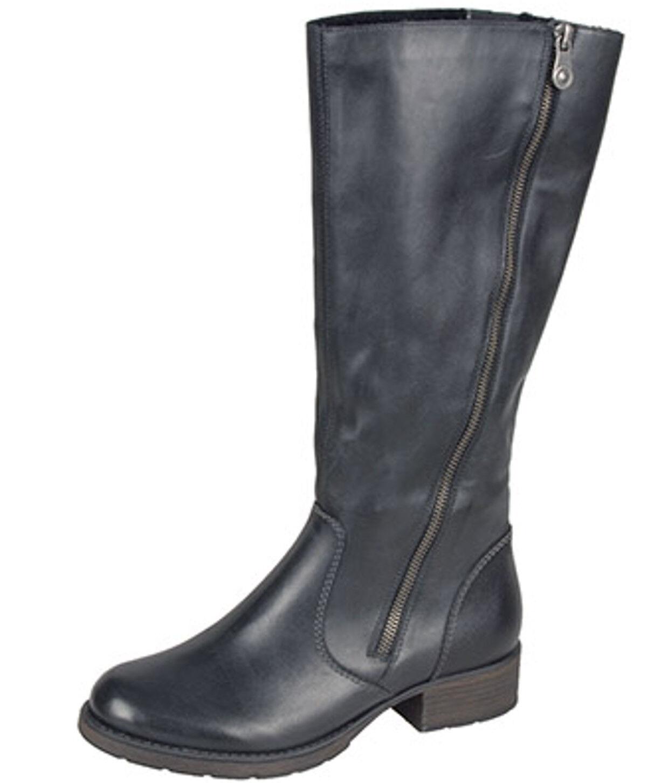 Damas Informal botas Hasta La Rodilla Rieker Rieker Rieker Z9581-Negro 00 tamaño de la UE 36, 39  mejor moda